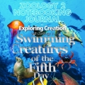 Apologia Zoology 2 Swimming Creatures of the Fifth Day Notebooking Journal