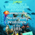 Apologia Zoology 2 Swimming Creatures of the Fifth Day Jr Notebooking Journal