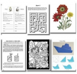 Dover publications educational workbooks