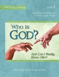 Apologia Worldview Who Is God