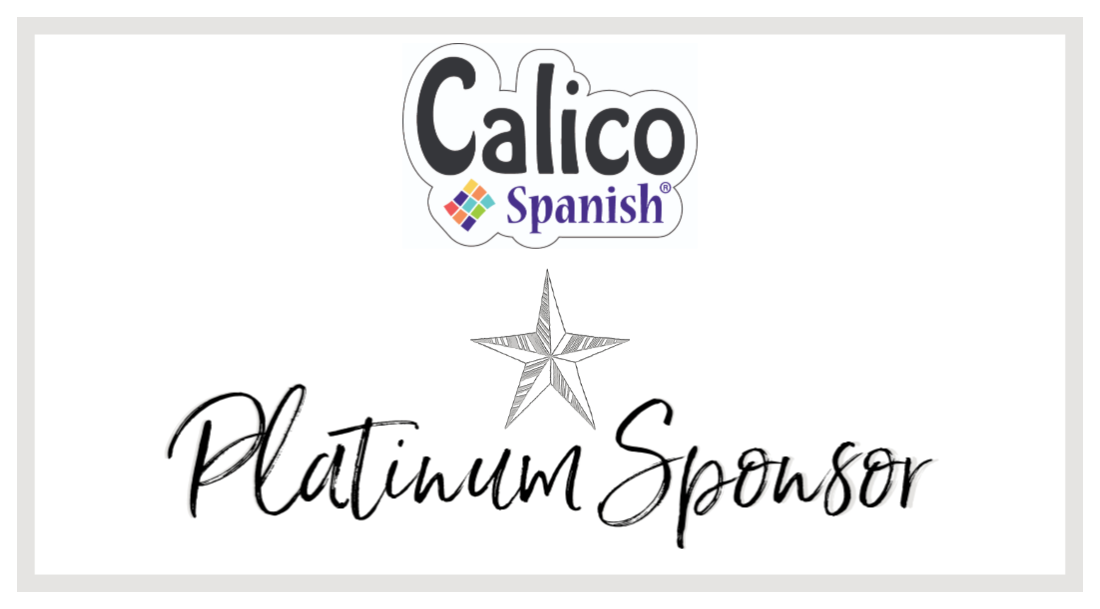 Calico Spanish 2019 Platinum Sponsor | Hip Homeschool Moms