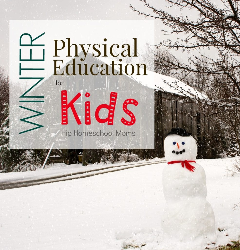 Winter Physical Education