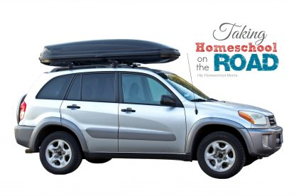 Taking Homeschool on the Road