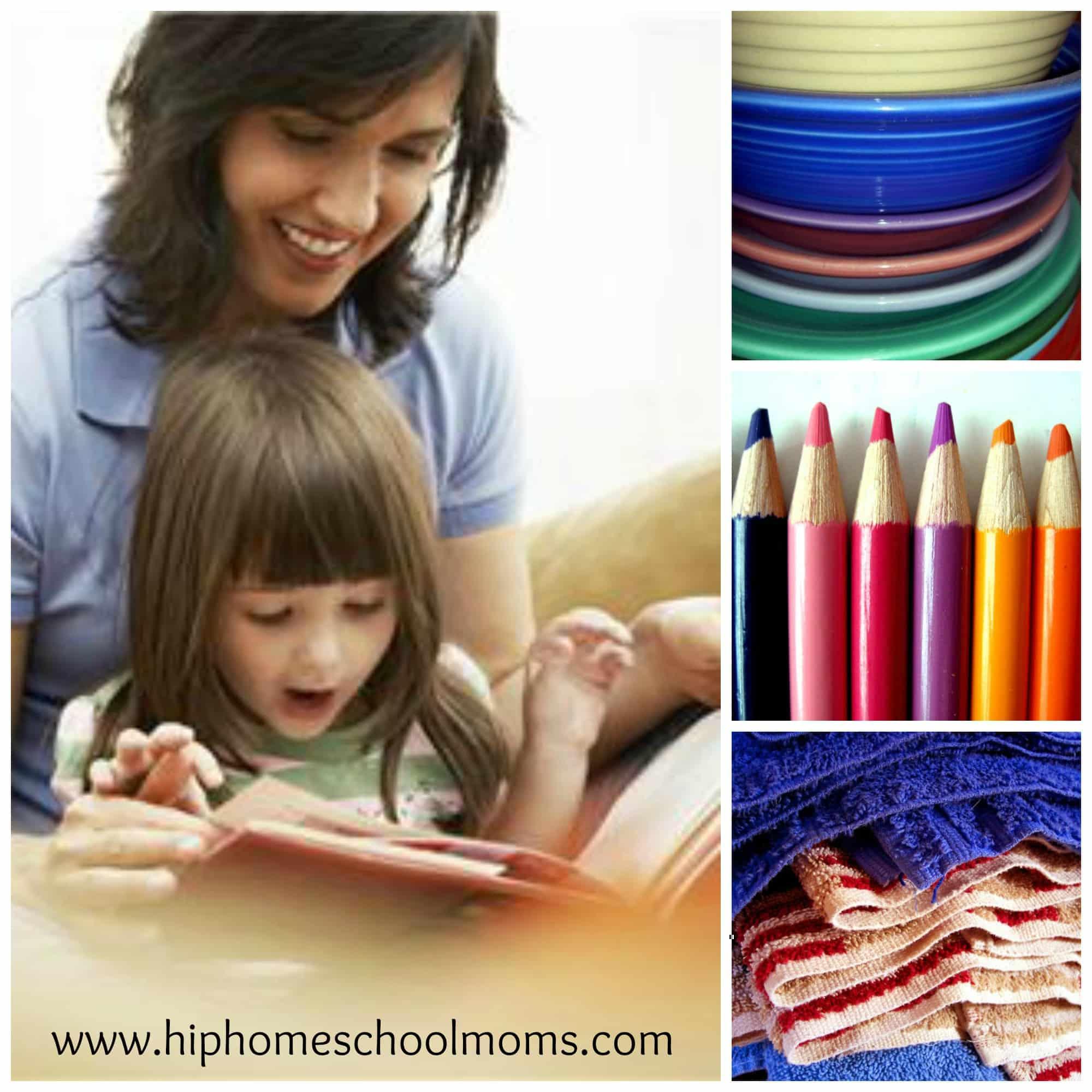Warrior Homeschool Mom