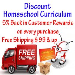 Discount homeschool curriculum coupons