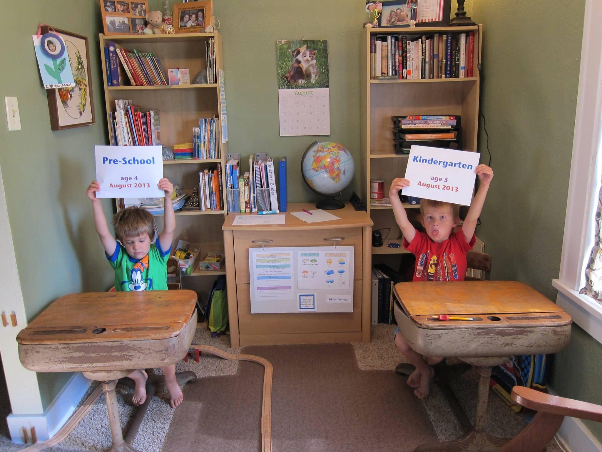 Homeschool Classroom Decor ~ Real homeschool classroom ideas hip moms