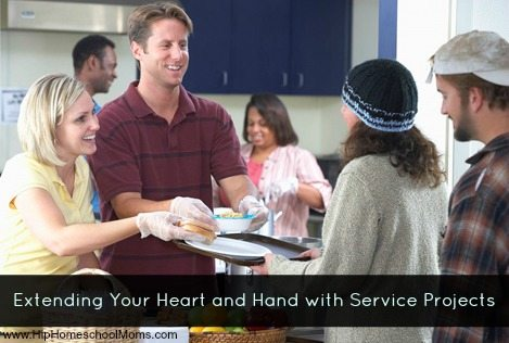 HHM Extend Your Heart and Hand with Service Projects