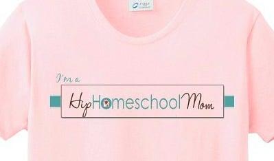 HHM Shirts I'm a Hip Homeschool Mom Edited 2