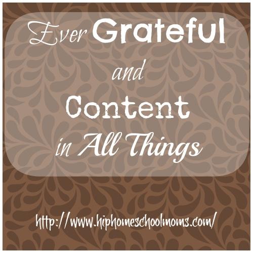 HHM grateful and content