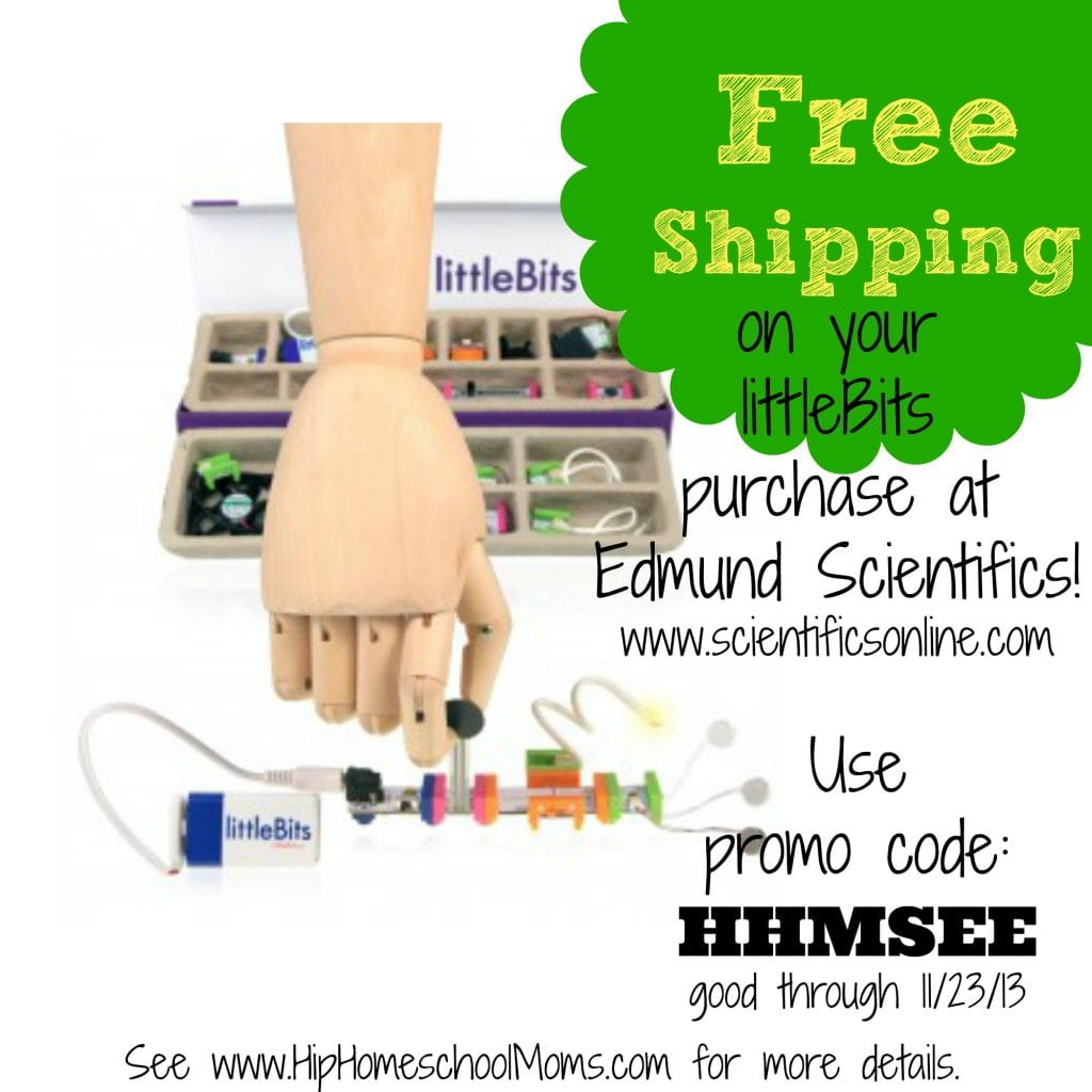 littlebits free shipping