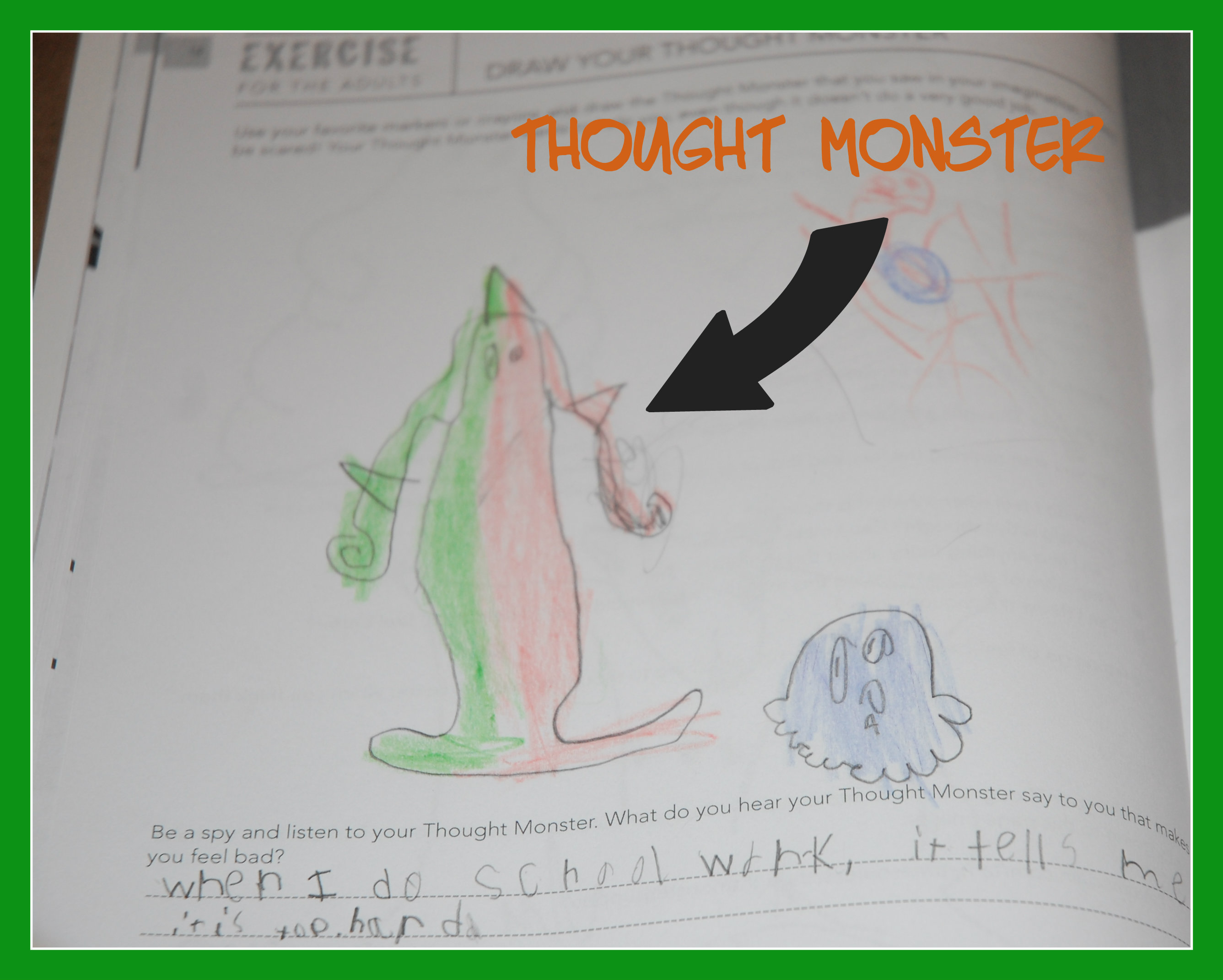 thought monster