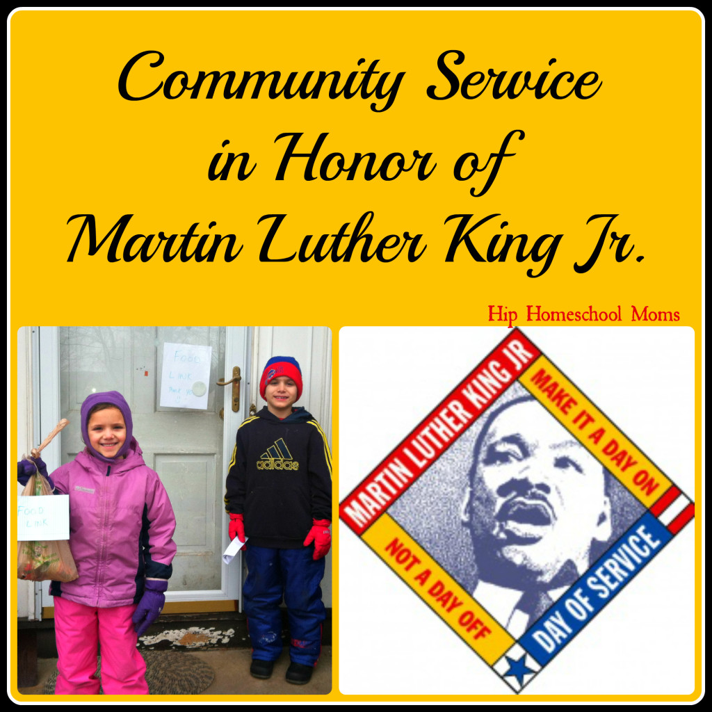 Community Service in Honor of Martin Luther King Jr