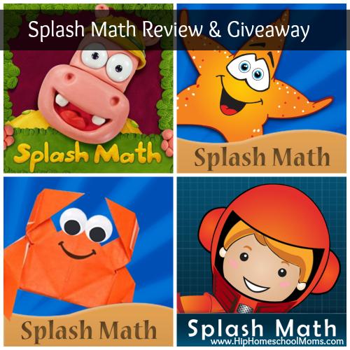 HHM Collage Splash Math
