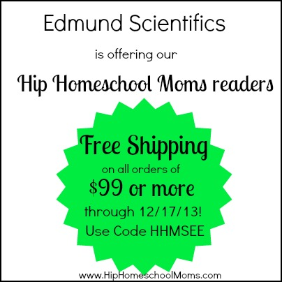 HHM Edmund Scientific Free Shipping
