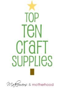 Top-10-Craft-Supplies