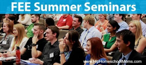 FEE Summer Seminars