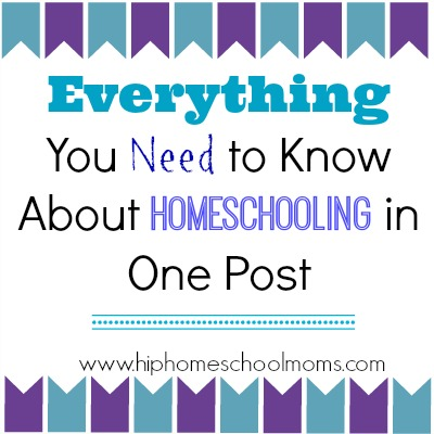 What do I need to know about homeschooling
