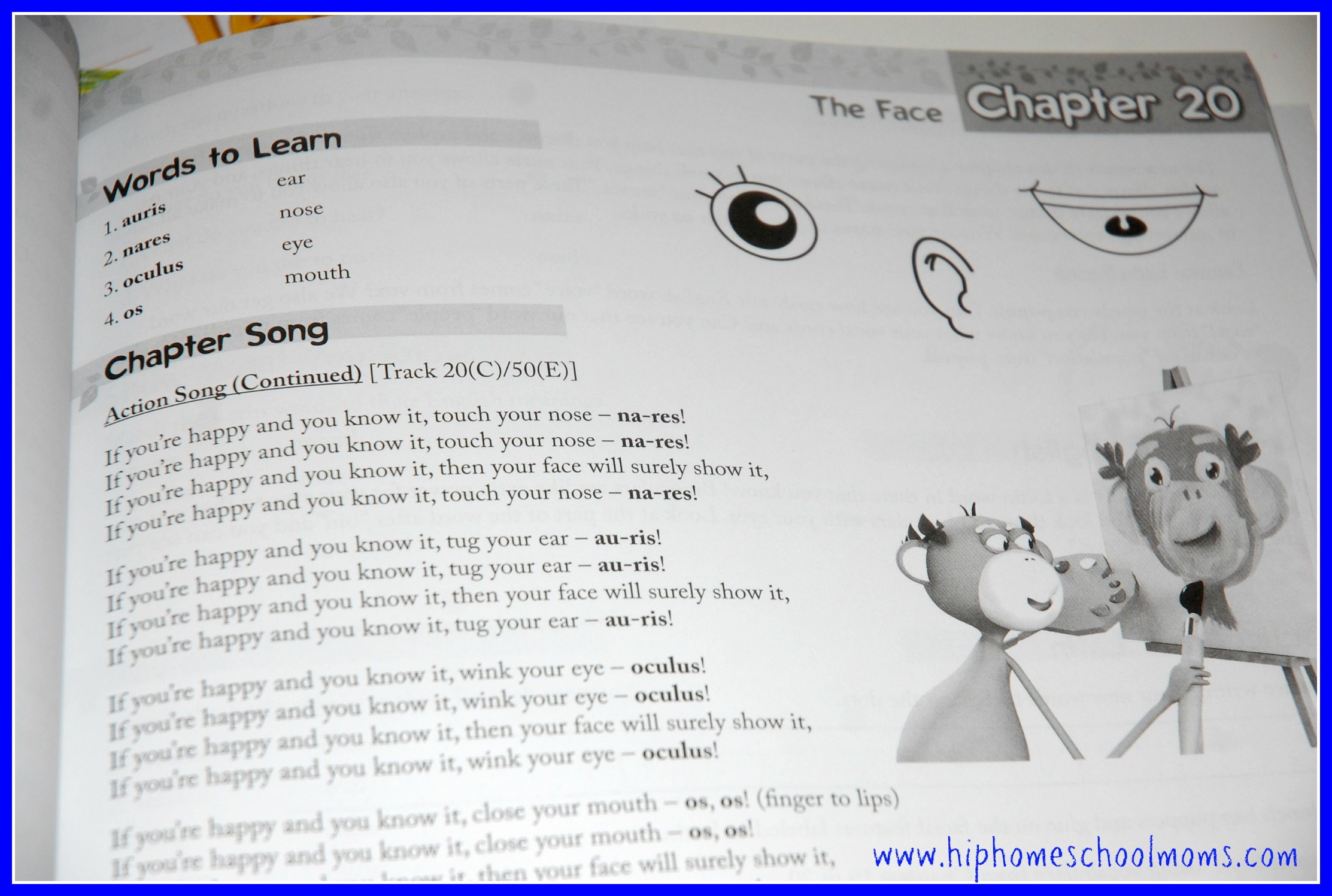 song school latin review 2