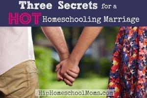 hot homeschooling marriage