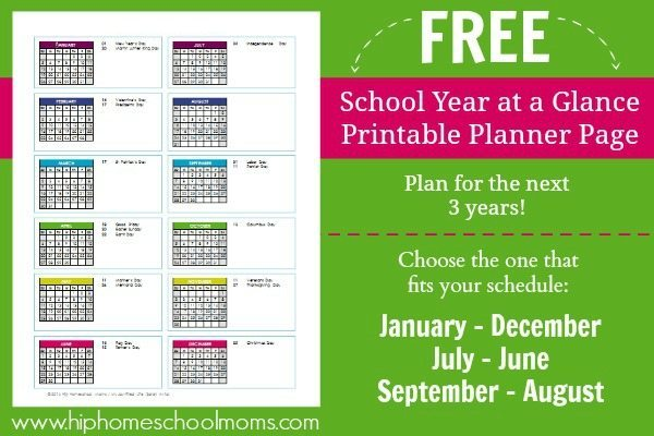 The Benefits Of Homeschooling Year Round With Free Printable