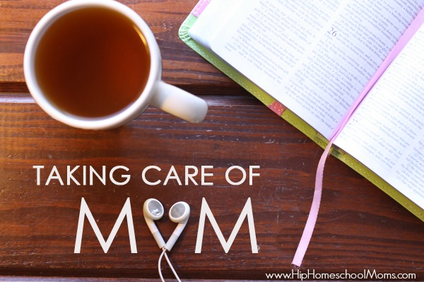 Taking Care of Mom Pinnable Image
