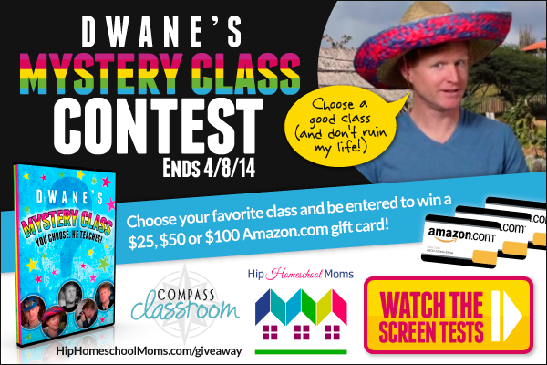 Compass Classroom's Magical Mystery Tour {and Giveaway ...