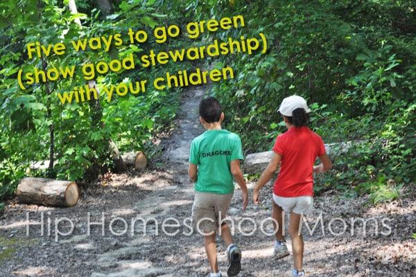 good stewardship