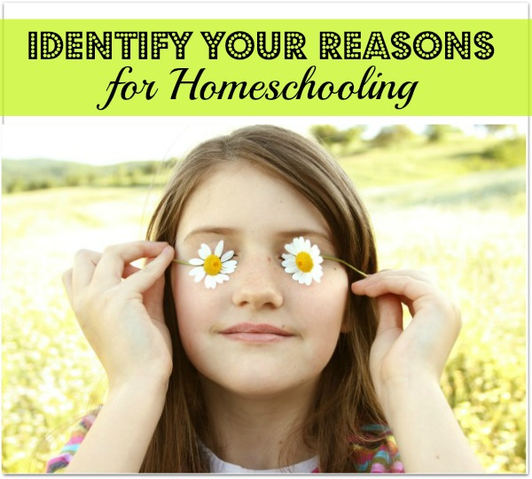 Identify Your Reasons for Homeschooling Pinnable Image