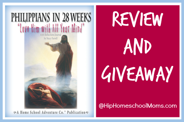 Philippians in 28 Weeks Review and Giveaway