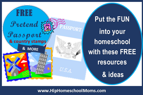Put the FUN into Your Homeschool: FREE Geography Resources