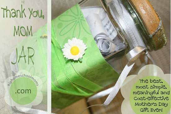 A Simple, Meaningful Mother's Day Gift | Hip Homeschool Moms