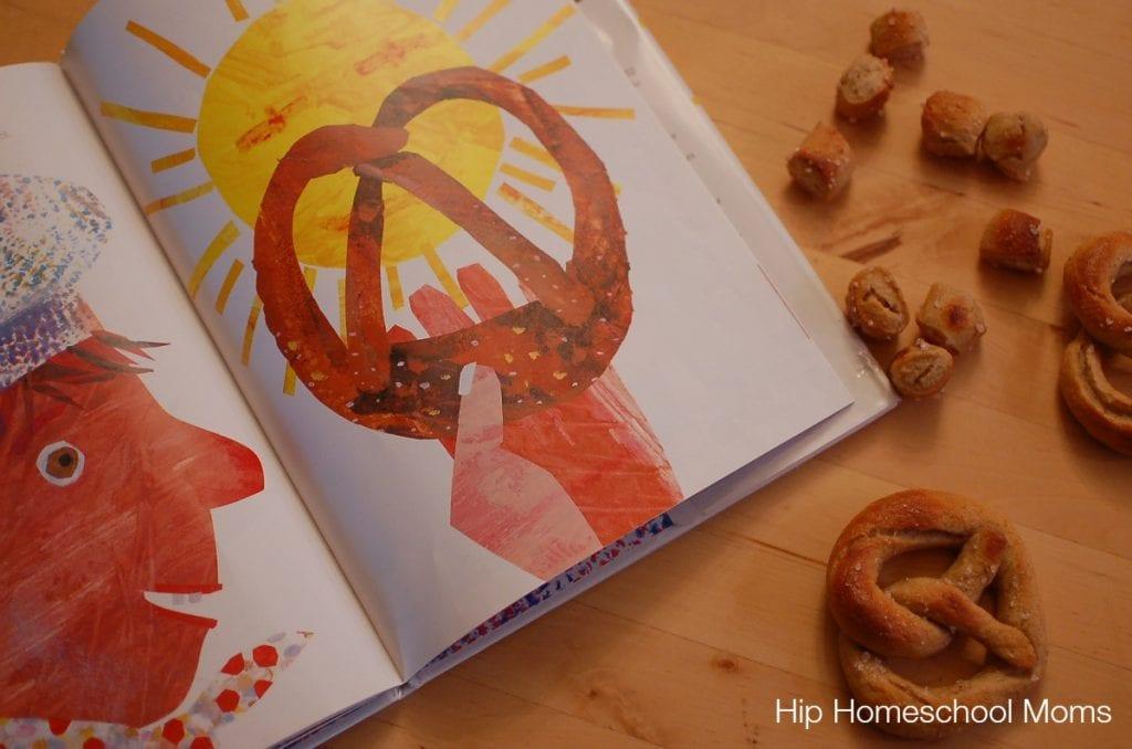 pretzel shape myth