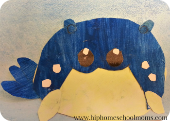 Cartoon characters can also make cute scene collages. | Hip Homeschool Moms