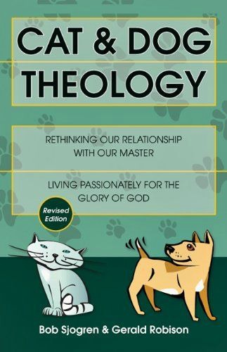 Dog And Cat Theology Book