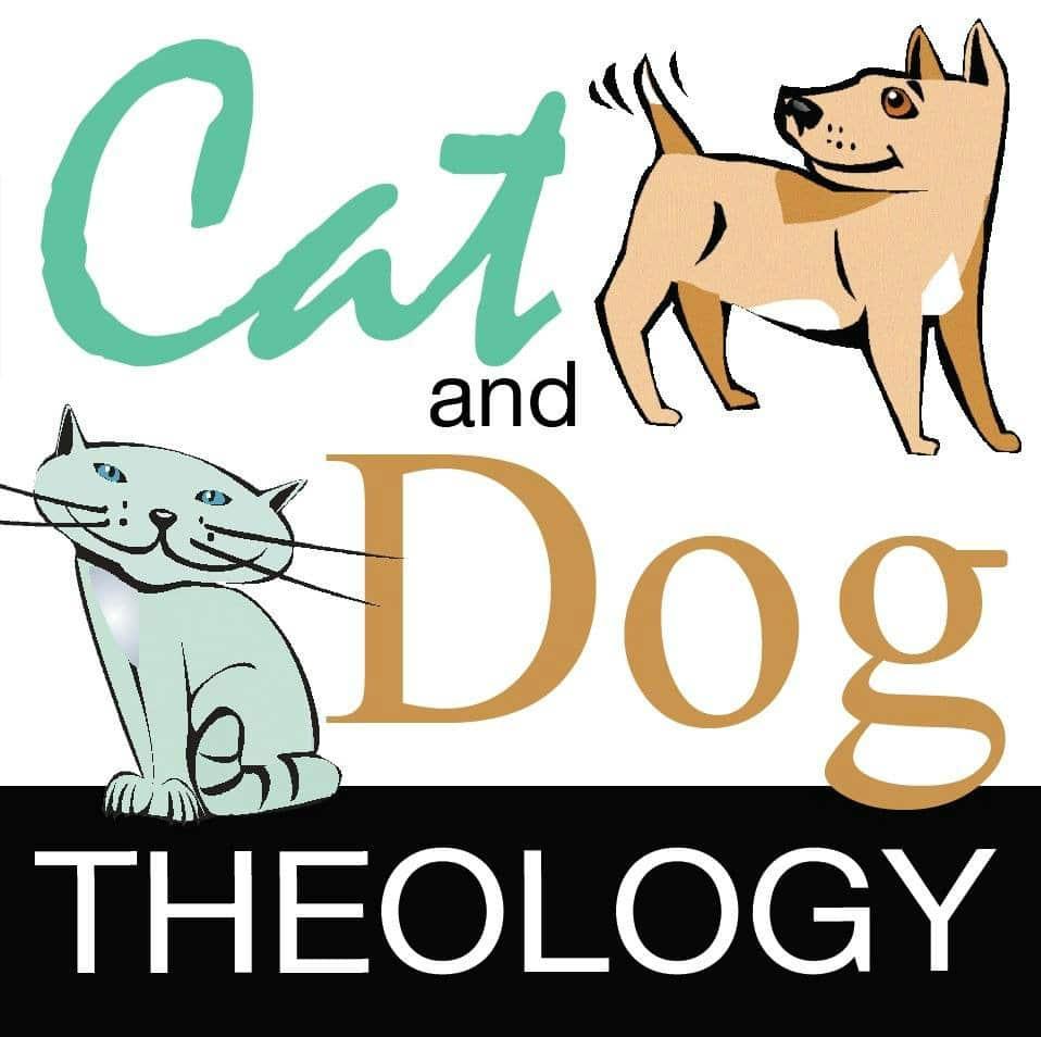 Cat and Dog Theology Logo Pinnable Image