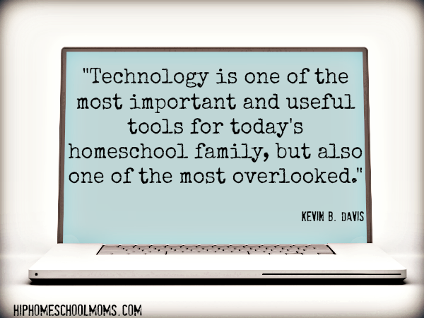 The Ultimate Guide for Using Technology in Homeschool Review and Giveaway