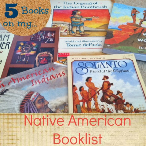 Recommended Books for Native American Study | Hip Homeschool Moms