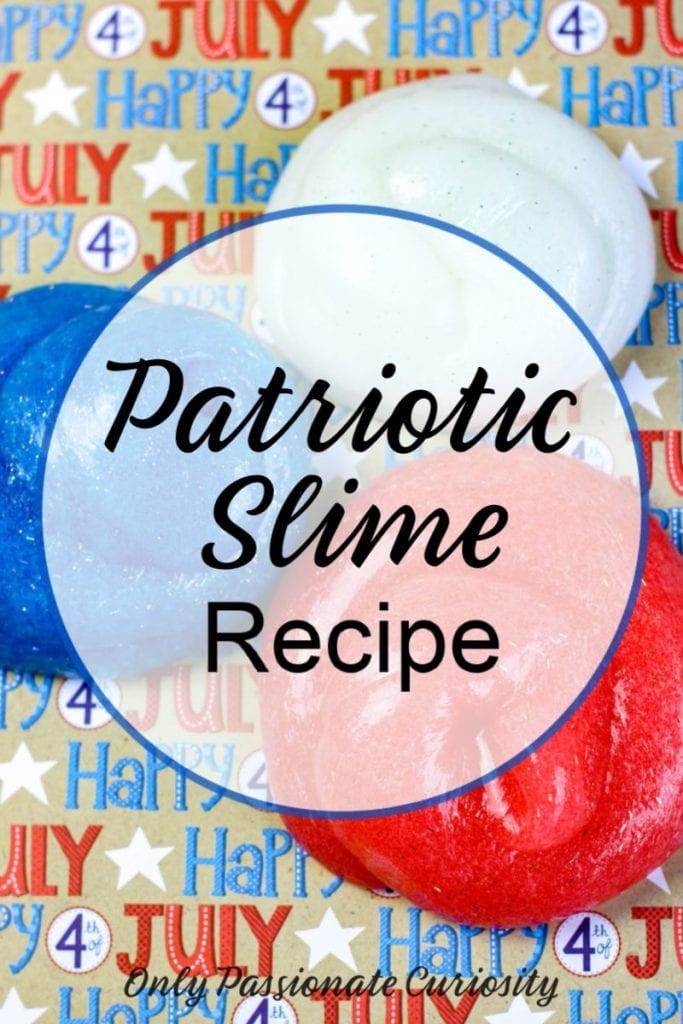patriotic slime recipe