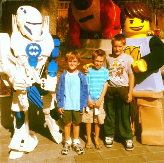 Legoland Homeschool Days