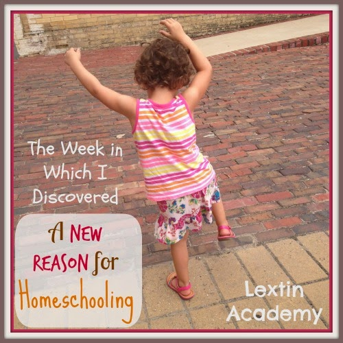 A New Reason for Homeschooling