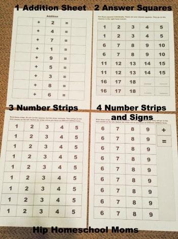 Montessori Math 8