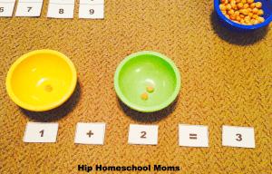 Montessori Math 17