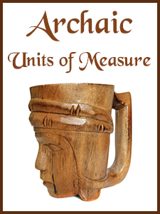 Archaic-Units-of-Measure