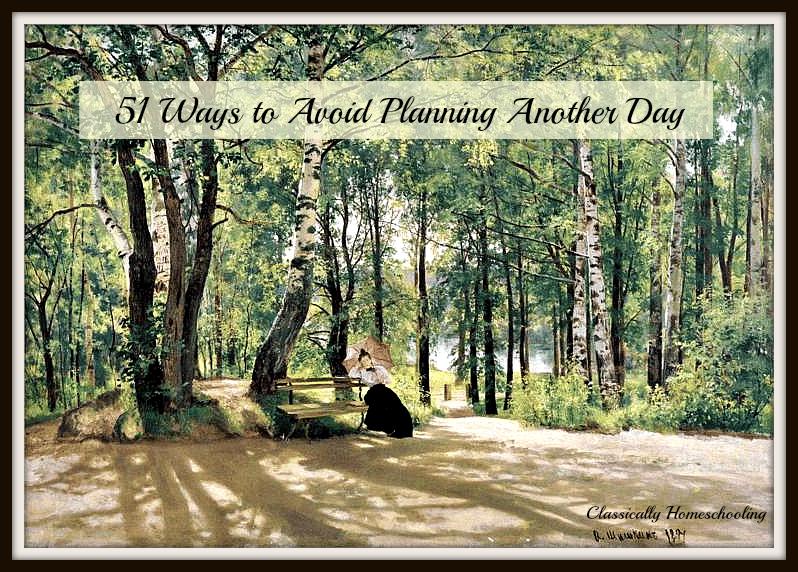 Avoid-Planning
