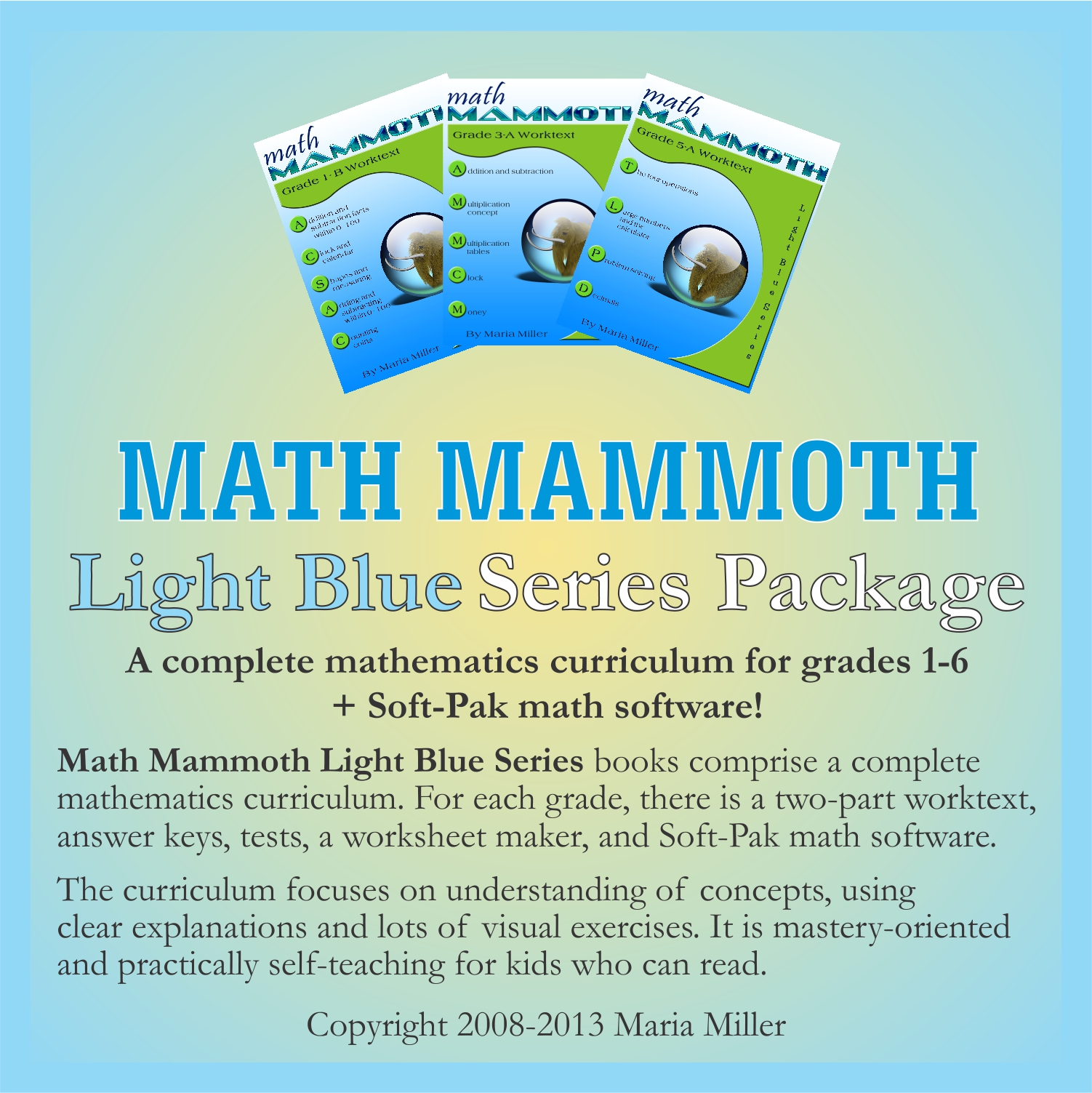 Back to Homeschool Giveaway 2014 -- Math and Science | Hip ...
