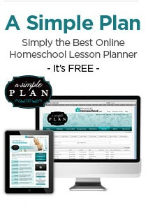 homeschool planner round up