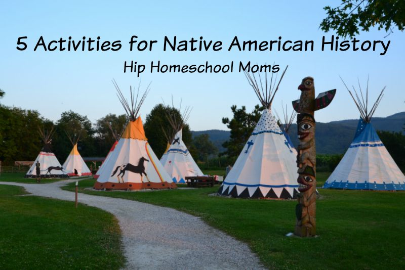 HHM 5 Activities for Native American History