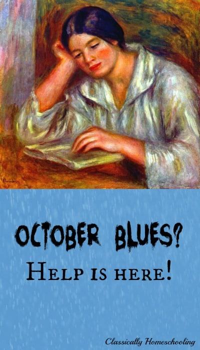 October-Blues