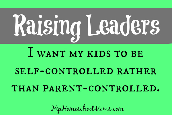 Raising Leaders