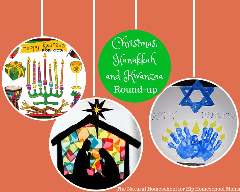 christmas  hanukkah  u0026 kwanzaa activities round